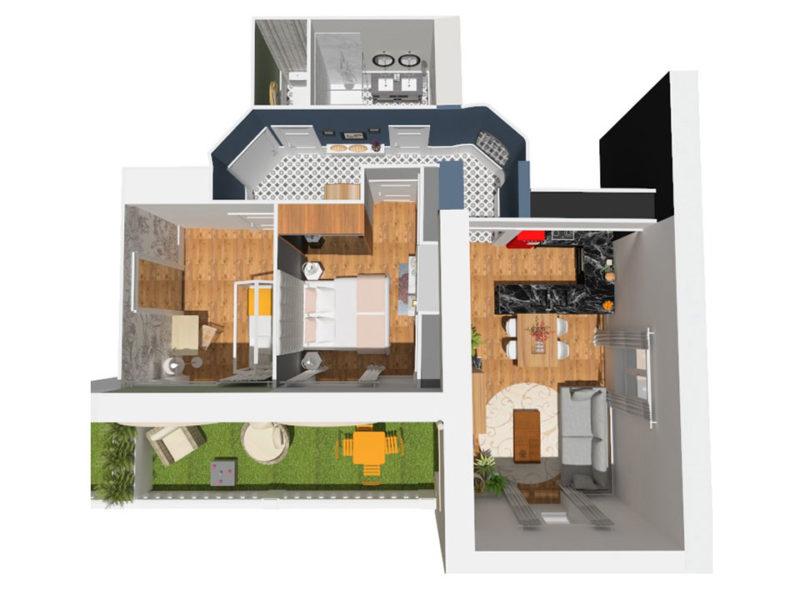 Plan -Imagerie 3D - LYON - rhône