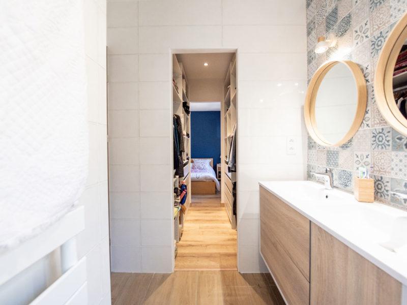 Dressing - Architecture d'intérieur - AMBERIEU EN BUGEY- ain