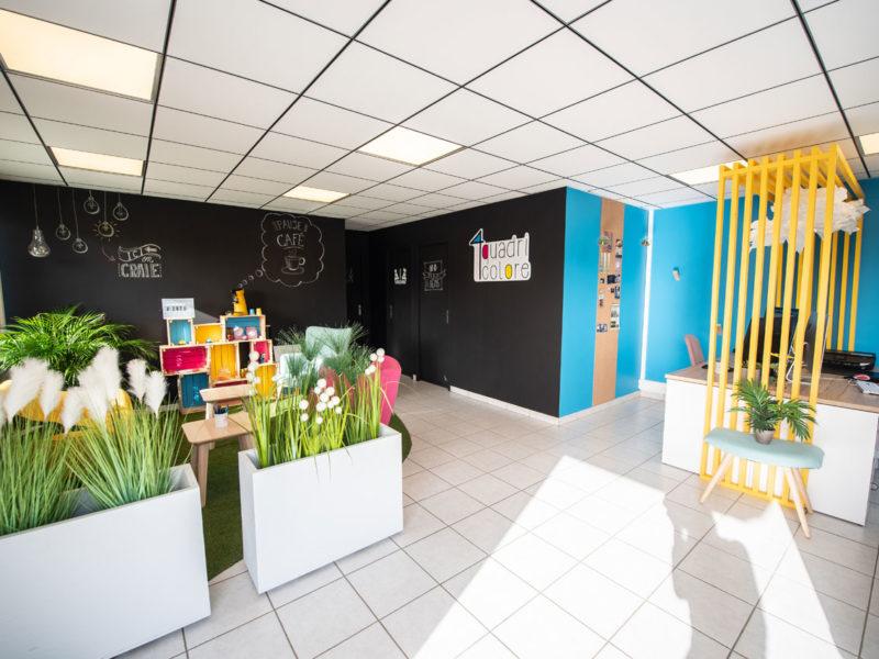 Entrée-décoration-Bourgoin-Jallieu-Isère