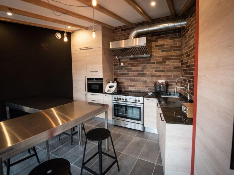 Cuisine - Architecte d'intérieur - AMBERIEU EN BUGEY -ain