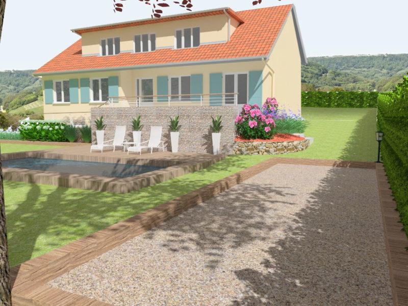 Piscine-Imagerie 3D-Bourgoin-Jallieu-Isère