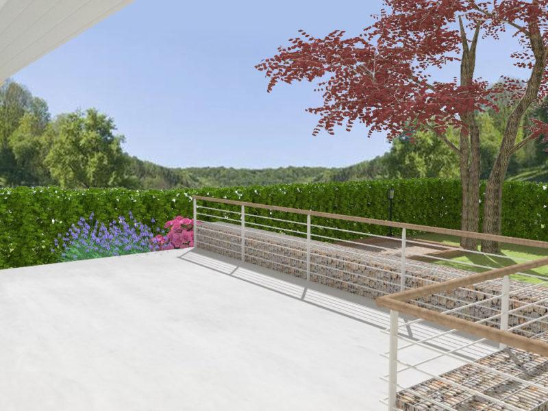 Terrasse-Imagerie 3D-Bourgoin-Jallieu-Isère