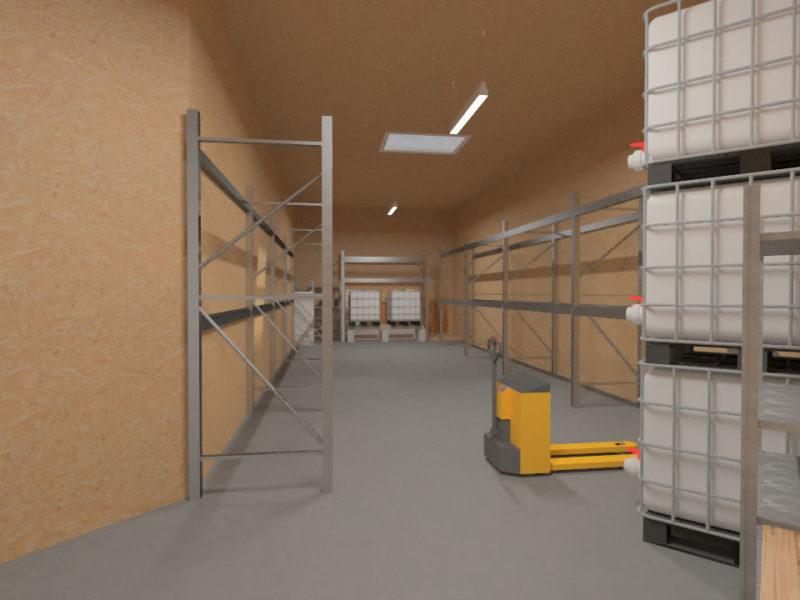 Espace de stockage - Architecture d'intérieur - BOURGOIN JALLIEU - isère