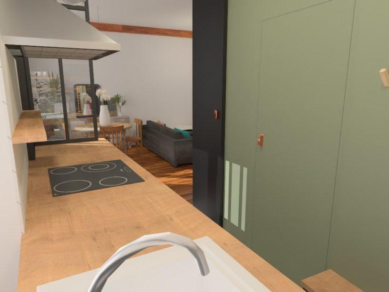Cuisine - Architecte d'intérieur - LYON - rhône