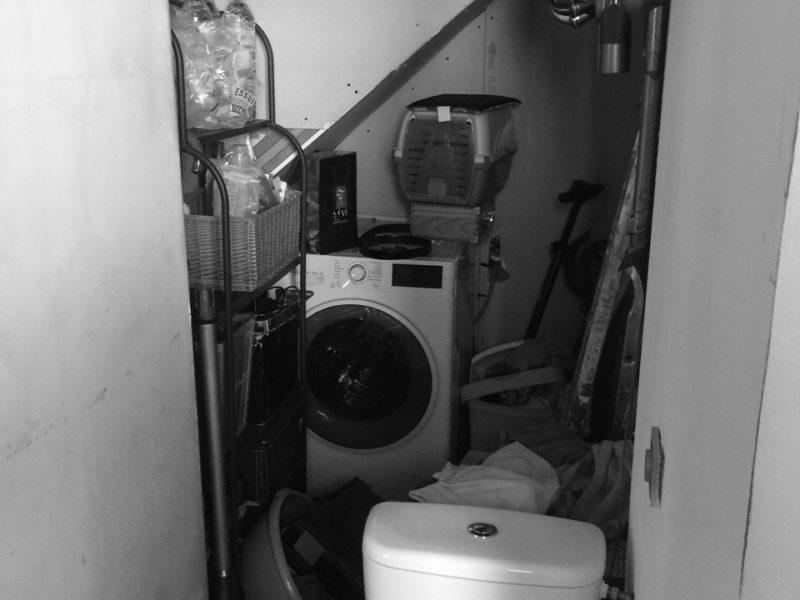 Toilette - Architecte d'intérieur - LYON - rhône